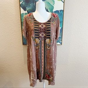 Johnny Was Cherelle tunic dress